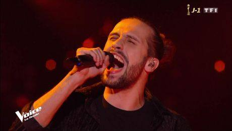 Clément Albertini TF1 la finale The Voice