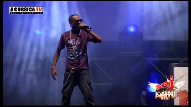 COLONEL REYEL – NRJ CORSICA PARTY 2011