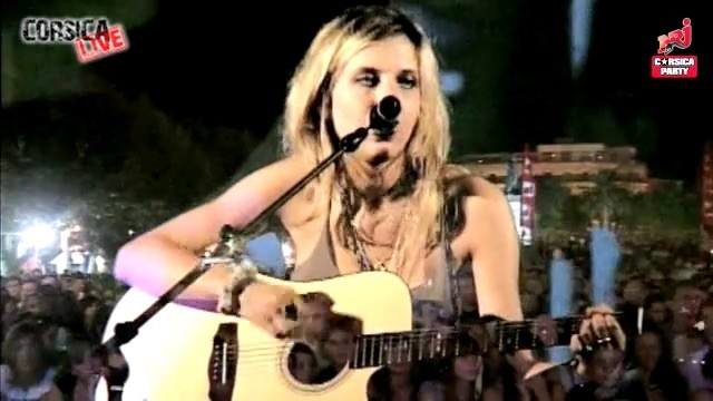 AMANDINE – WHAT'S UP – NRJ CORSICA PARTY 2008